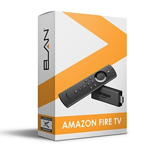 elan amazon fire tv driver
