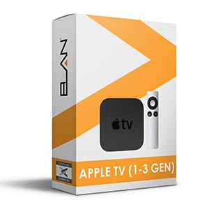 apple tv 1st-3rd generation