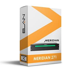 man meridian 271