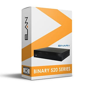 binary 520 series for elan