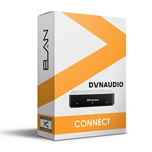 dynaudio connect for elan