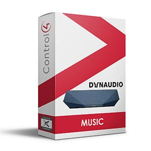 dynaudio music control4