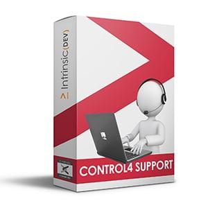 control4 remote support