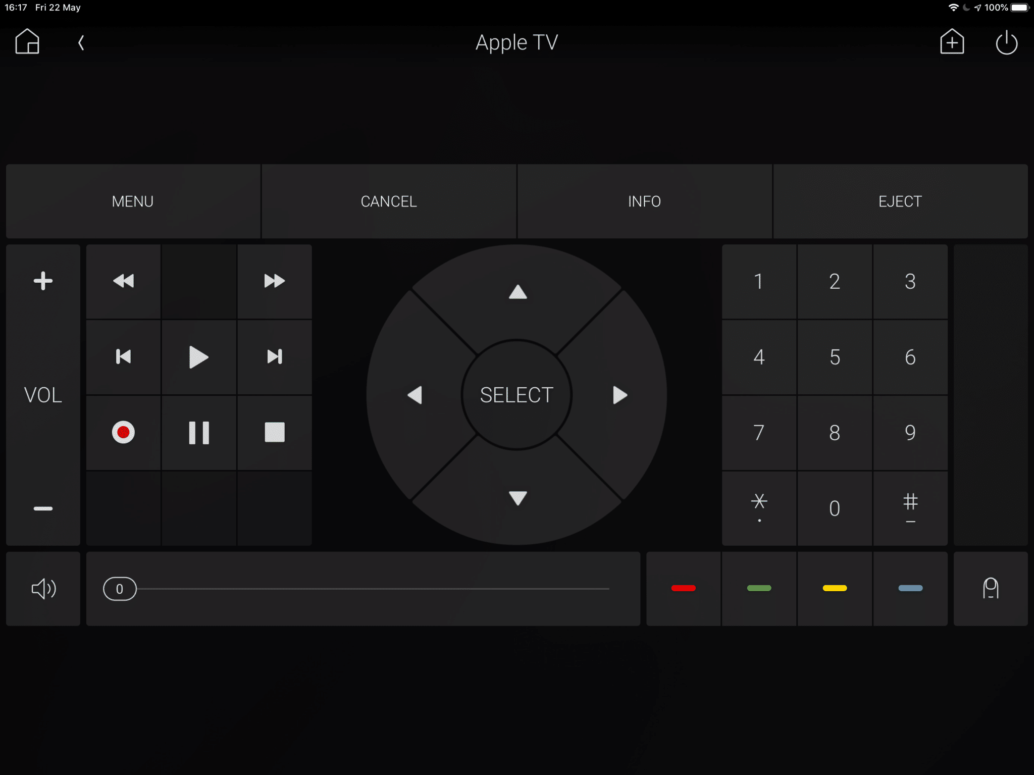 Apple TV Driver for control4 Interface