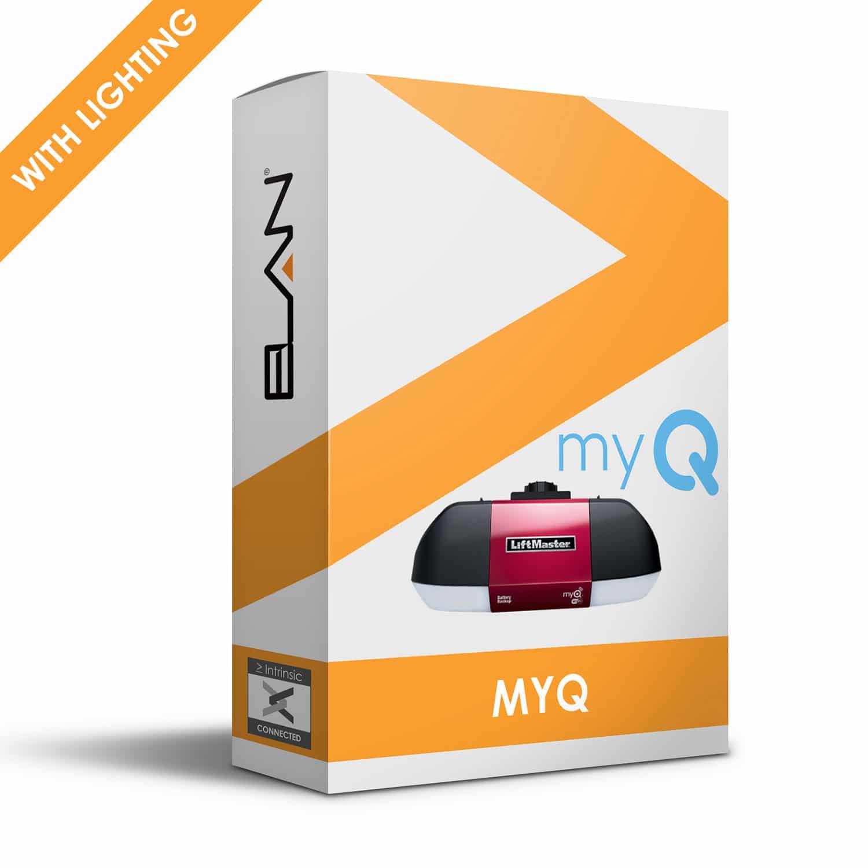myQ Driver for Elan