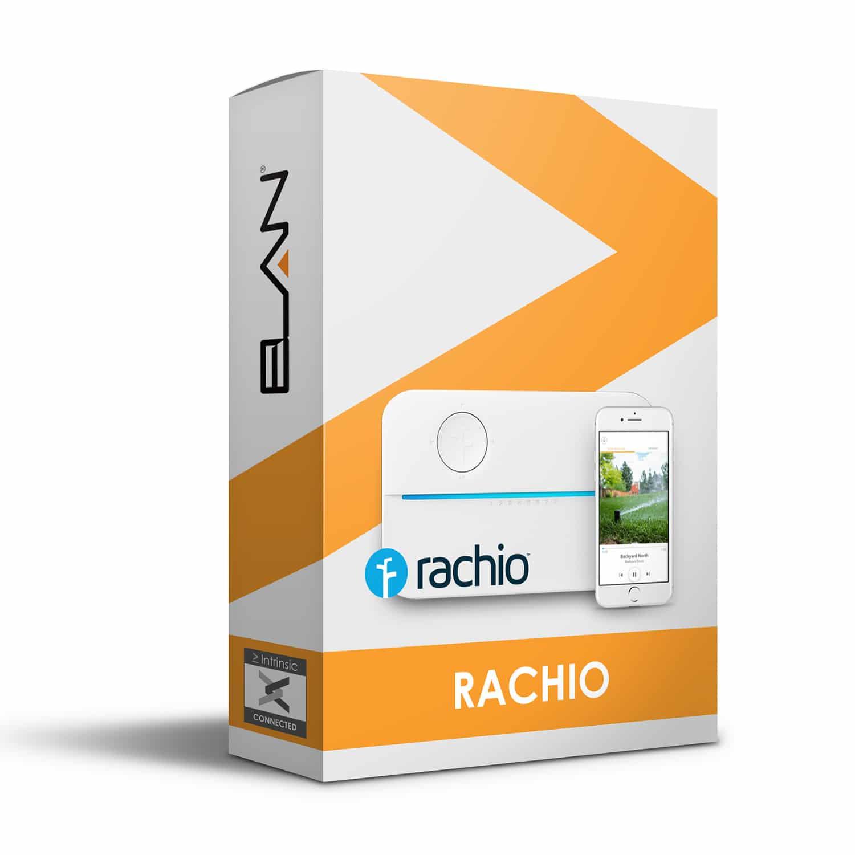Rachio Irrigation Driver for Elan