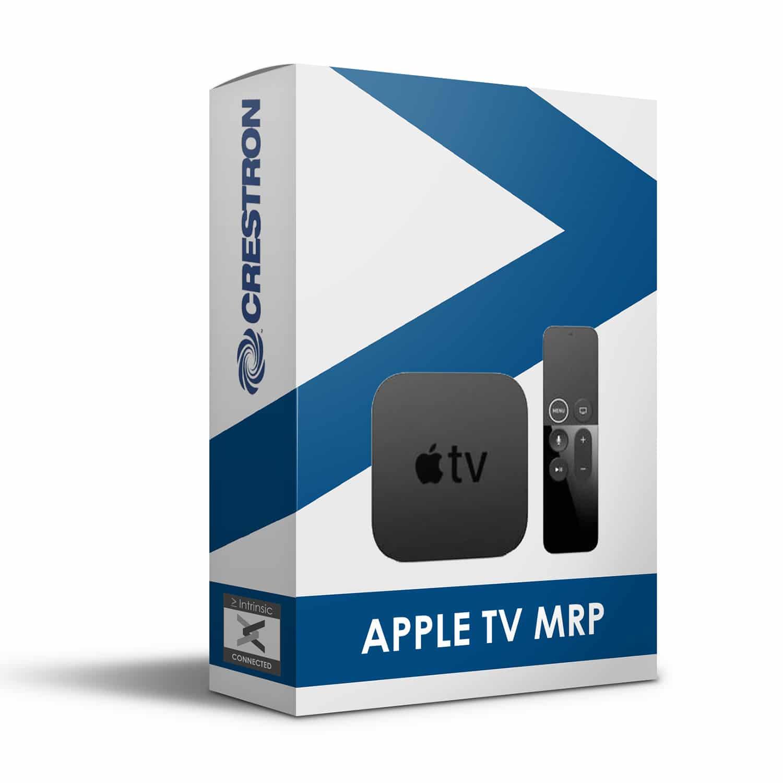 Apple TV Media Remote Protocol Module for Crestron
