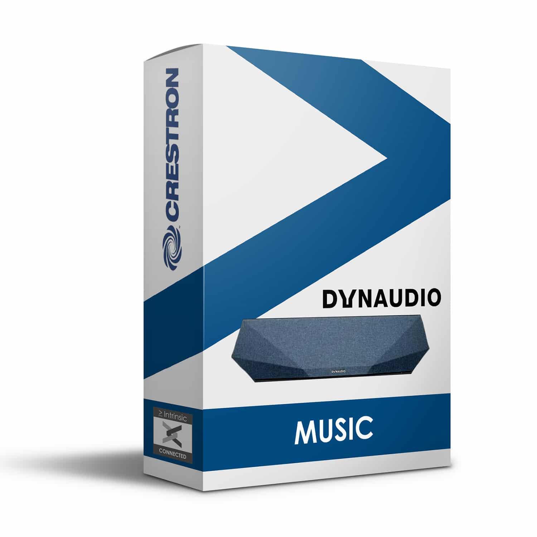 Dynaudio Music Module for Crestron