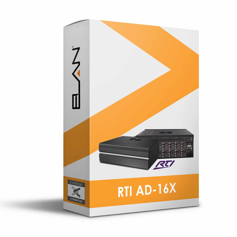 RTI AD-16x Driver for ELAN