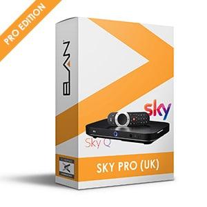Sky Pro (UK) Driver for Elan