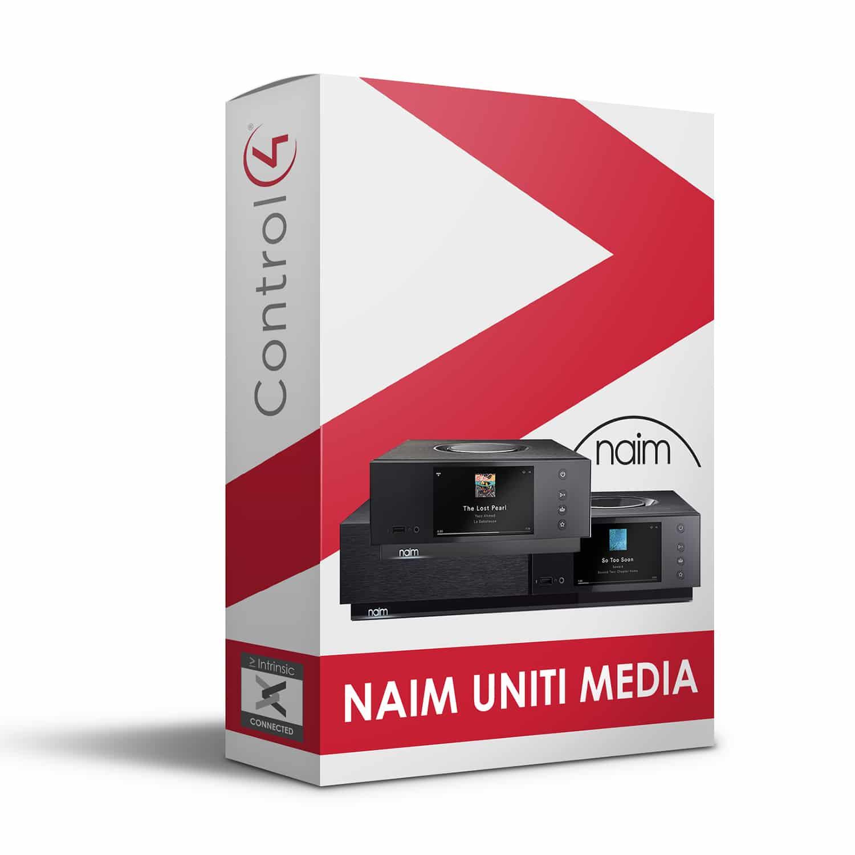 Naim Uniti Media Driver for Control4