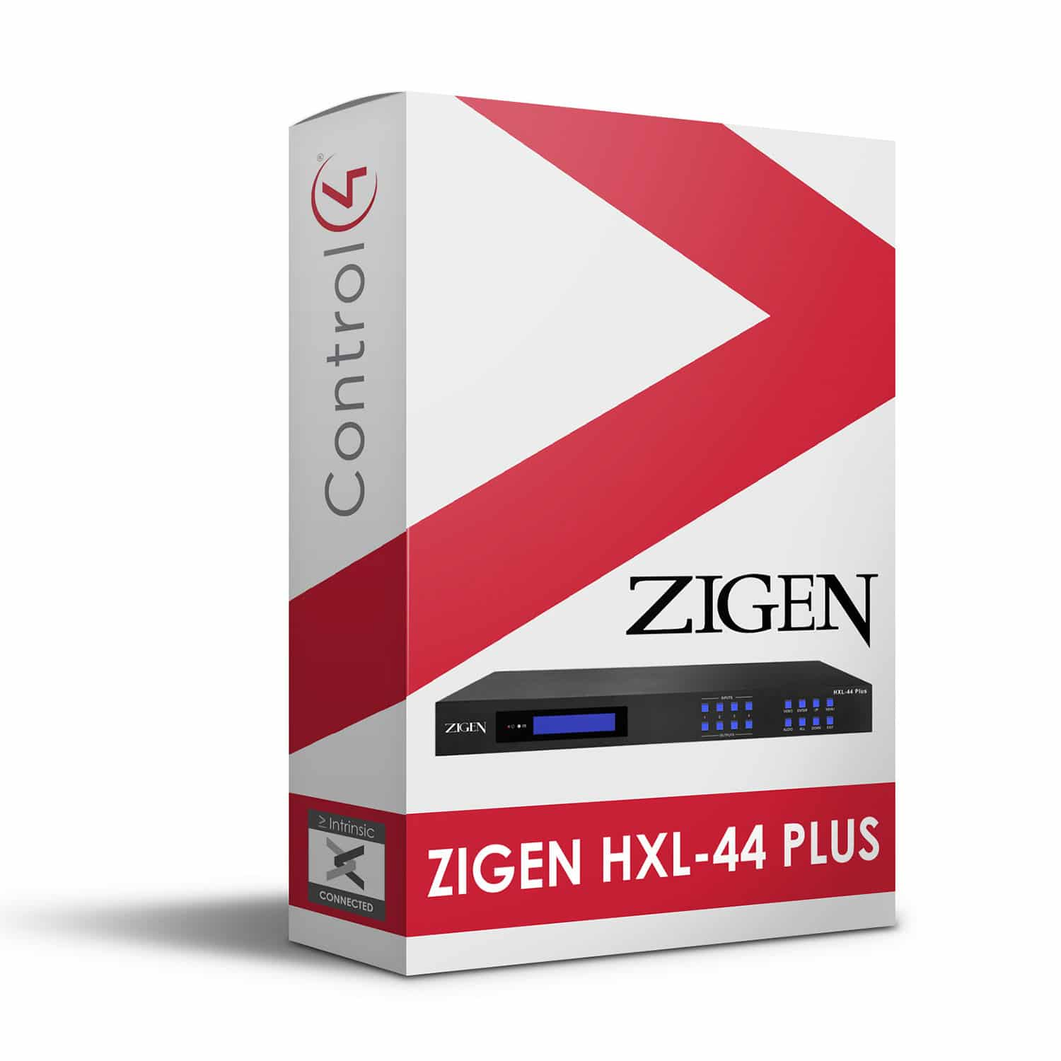 Zigen HXL-44 Plus Driver for Control4