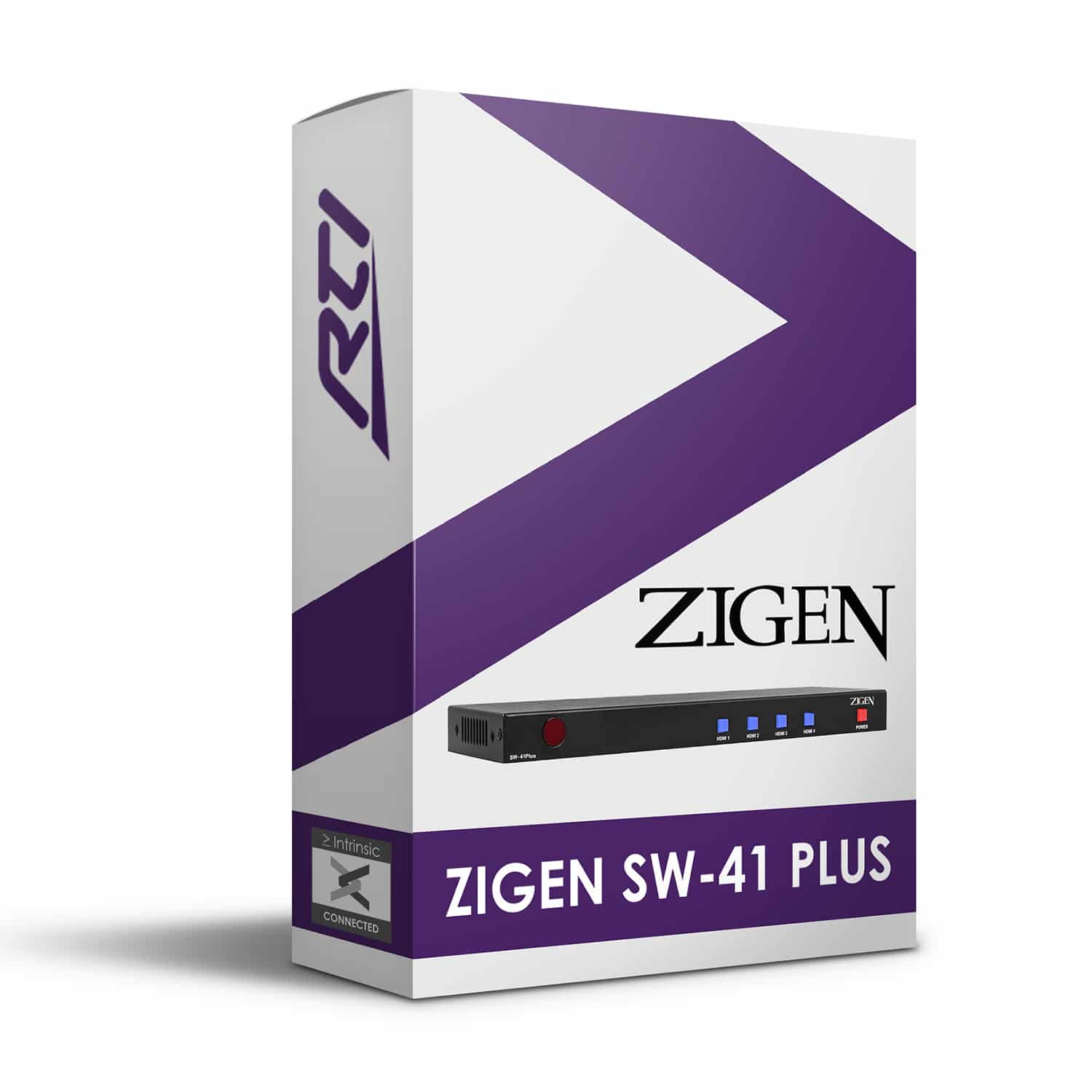 Zigen SW-41 Plus Driver for RTI