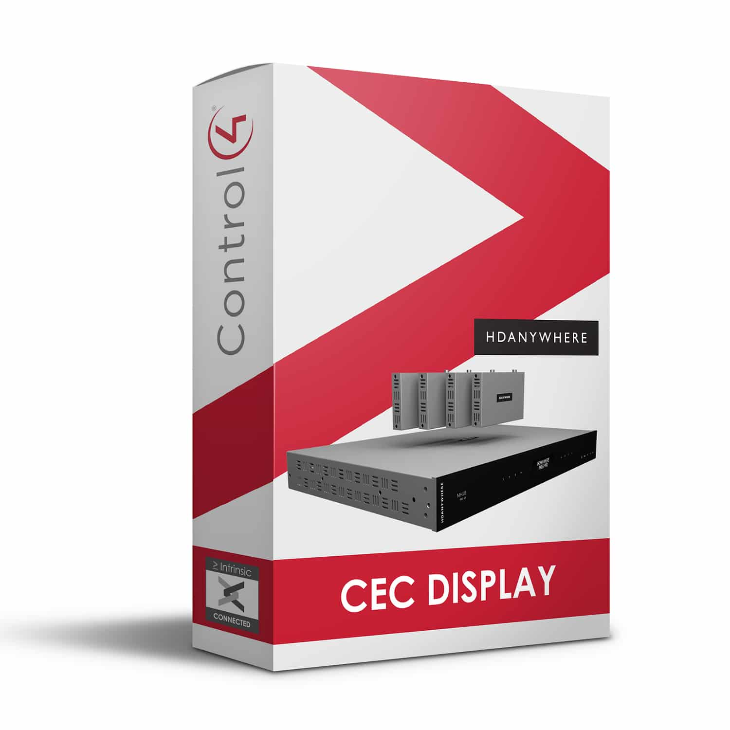 HDANYWHERE CEC Display Driver for Control4