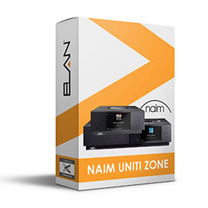 Naim Uniti Zone Driver for ELAN