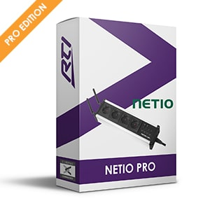 Netio Pro Driver for RTI