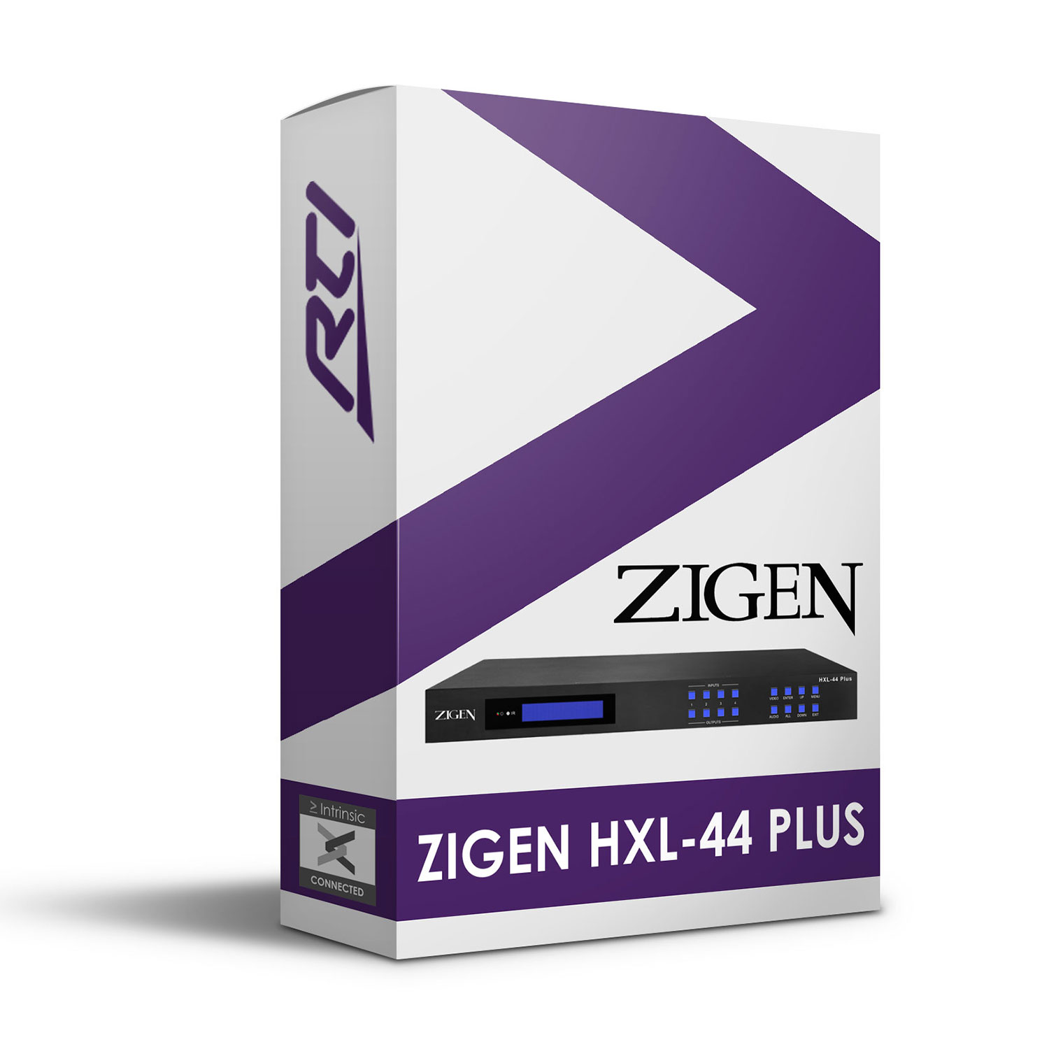 Zigen HXL-44 Plus Driver for RTI