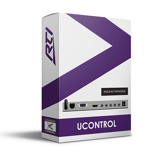 HDAnywhere uControl Driver for RTI