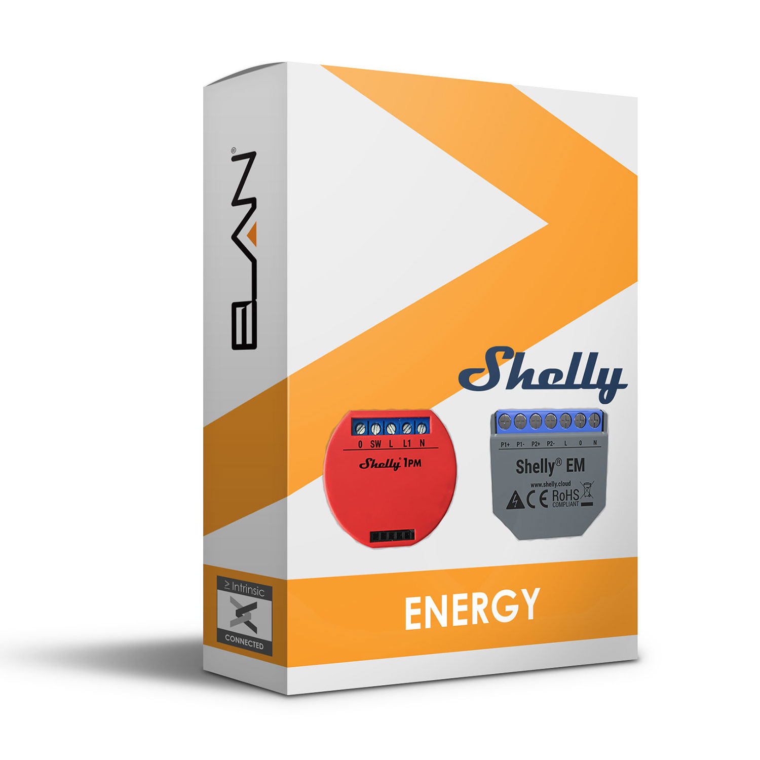 Shelly Energy Monitoring Driver for ELAN