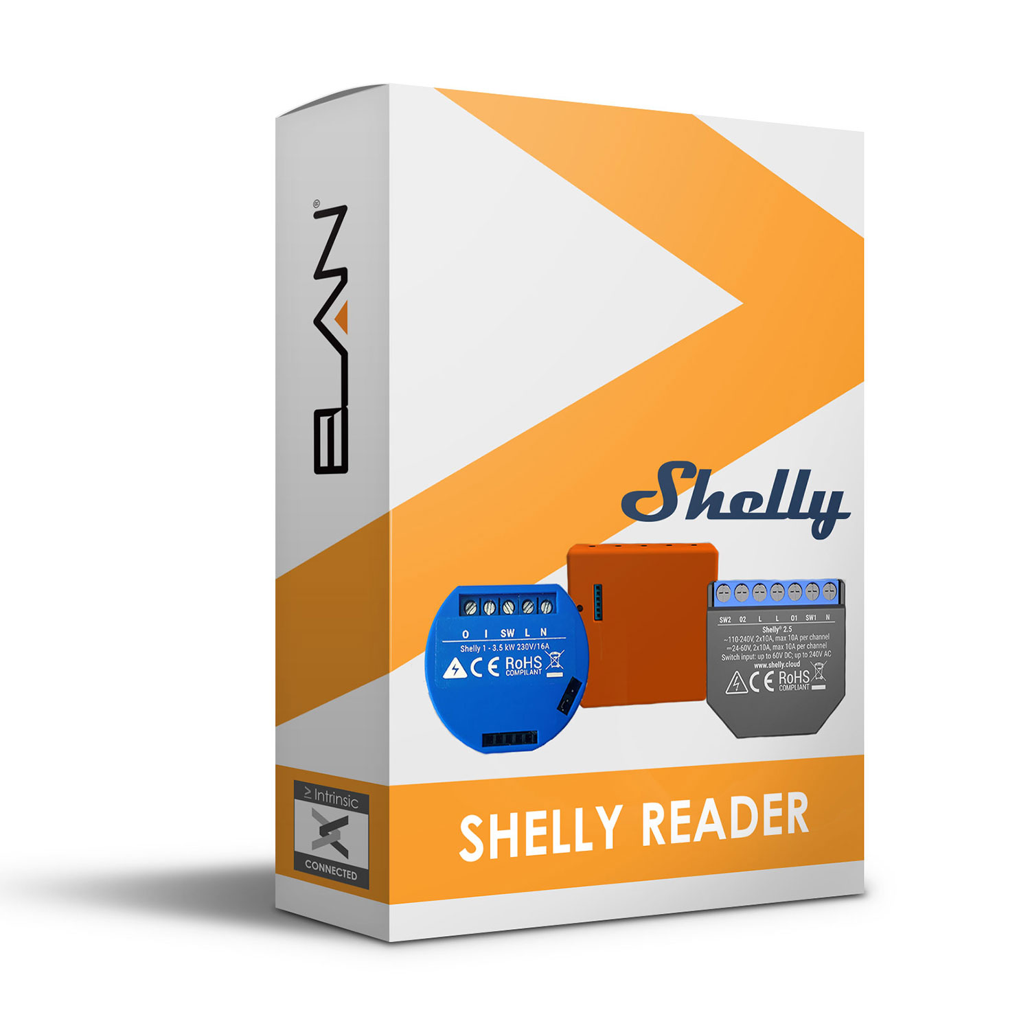Shelly Reader Driver for ELAN