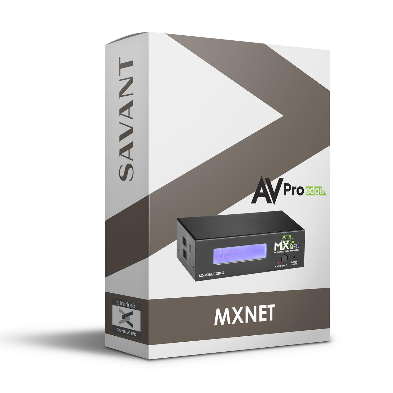AV Pro Edge MXNet Profile Pack for Savant