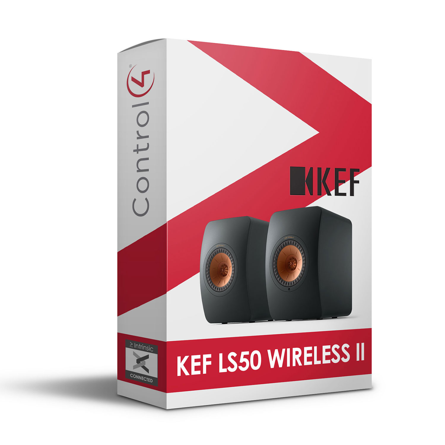 KEF LS50 Wireless II Driver for Control4