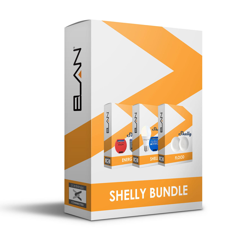 Shelly Pro Bundle Driver Pack for Elan