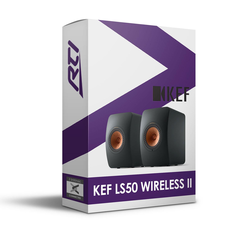 KEF LS50 Wireless II Driver for RTI