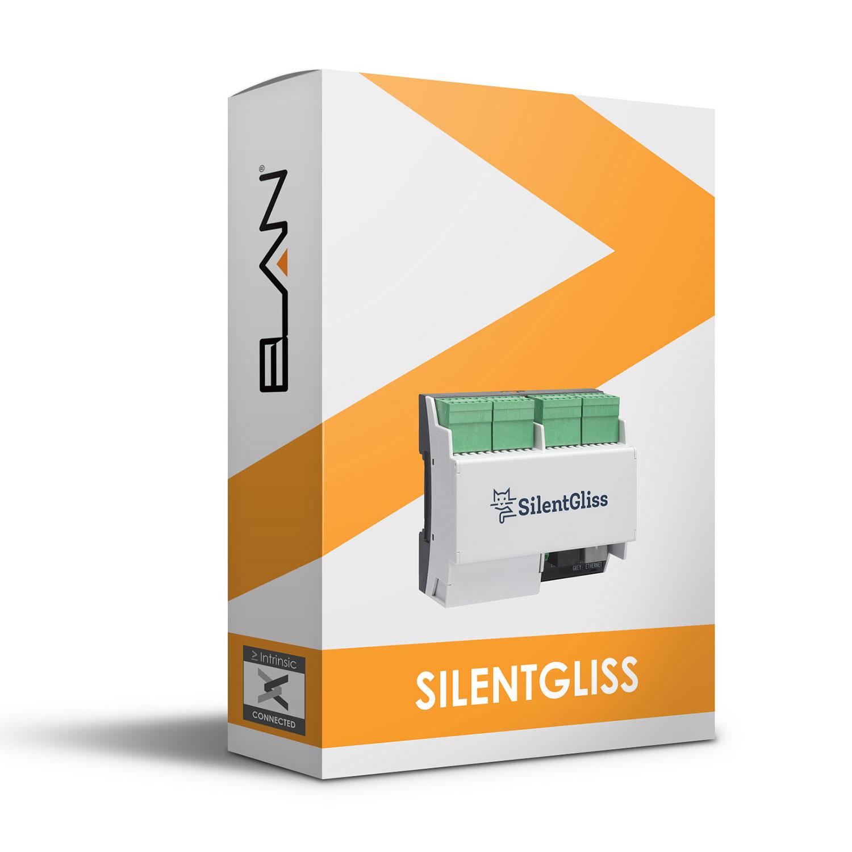 Silent Gliss Shades Driver for ELAN
